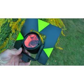 Sada Leica - odrazný hranol, držák, terč