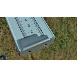 Měřicí lať TELEMAT, pro měření výšek do 3m.