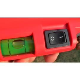 Laserboy II. Nasazovací laser.