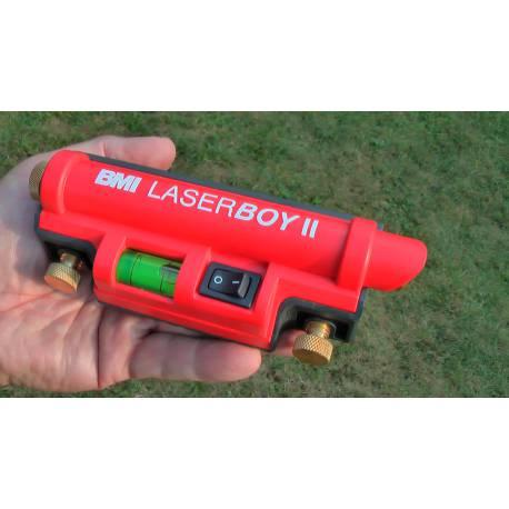 BMI Laserboy II. laserová vodováha
