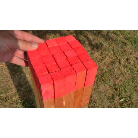 Kolík dřevěný, délka 100cm