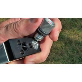 Laserová vodováha BMI Laserking 635.
