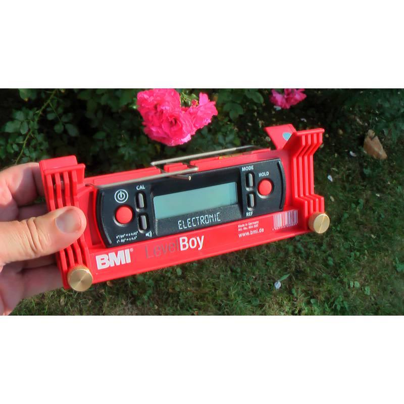 Digitální modul BMI Levelboy