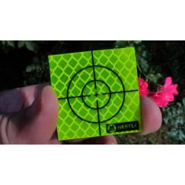Odrazný štítek Nestle, 4 x 4 cm