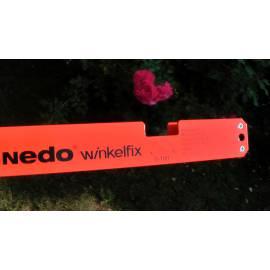 Analogový úhloměr NEDO Winkelfix shorty.