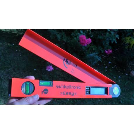 Digitální úhloměr NEDO Winkeltronic Easy, 400mm.