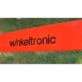 Digitální úhloměr NEDO Winkeltronic, 450mm, přesnost 0,1°.