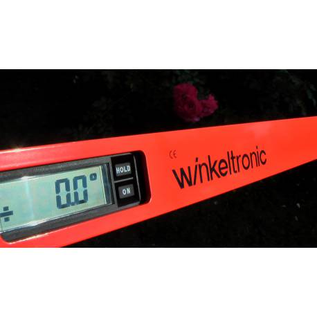 Úhloměr Nedo Laser Winkeltronic, 1 laser
