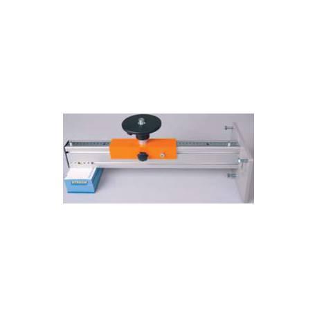 Nedo, adaptér na fasádu pro laser