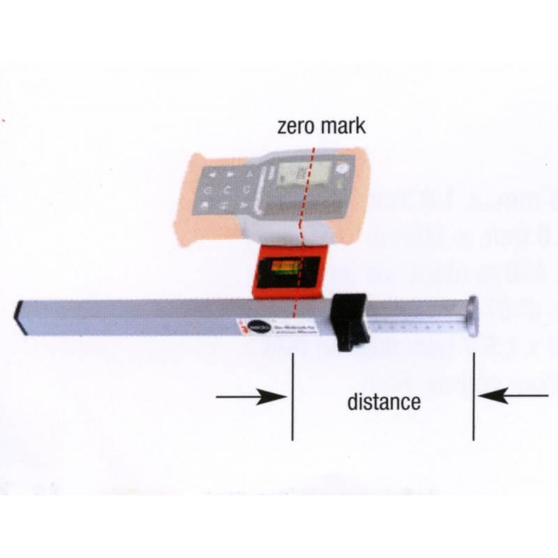 Laserová tyč NEDO MINI-FLEXI.