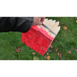 Vytyčovací kolík dřevěný MINI, délka 15-25cm.