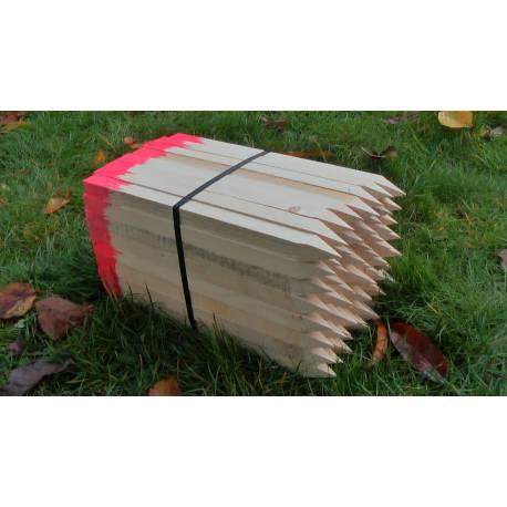 Vytyčovací kolík dřevěný, délka 40cm
