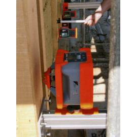 Adaptér NEDO na fasádu pro rotační lasery.