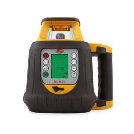 Rotační laser Nivel System NL 610 přesný