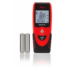 Laserový dálkoměr LEICA Disto D1.