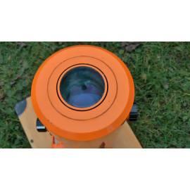 Optical plummet ZEISS PZL 100. 1mm/100m.