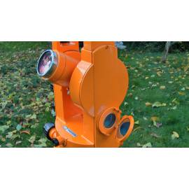 Theodolite ZEISS Theo 010B, used.