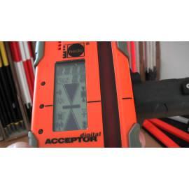 Detektor paprsku NEDO ACCEPTOR Digital