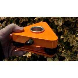 Trojnožka Zeiss oranžová, použitá.