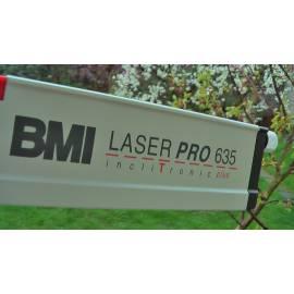 Digitální vodováha BMI Inclitronic plus, 60cm s laserem.