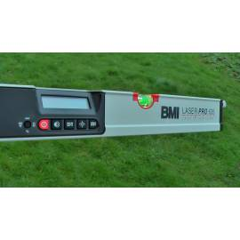 Digitální vodováha BMI Incli Tronic plus, 60 cm, laser