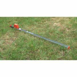 Měřící tyč NEDO mEssfix-S, 1,03 - 5,00m.