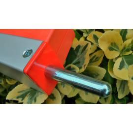 Měřící tyč NEDO mEssfix s hroty, 3,10m.