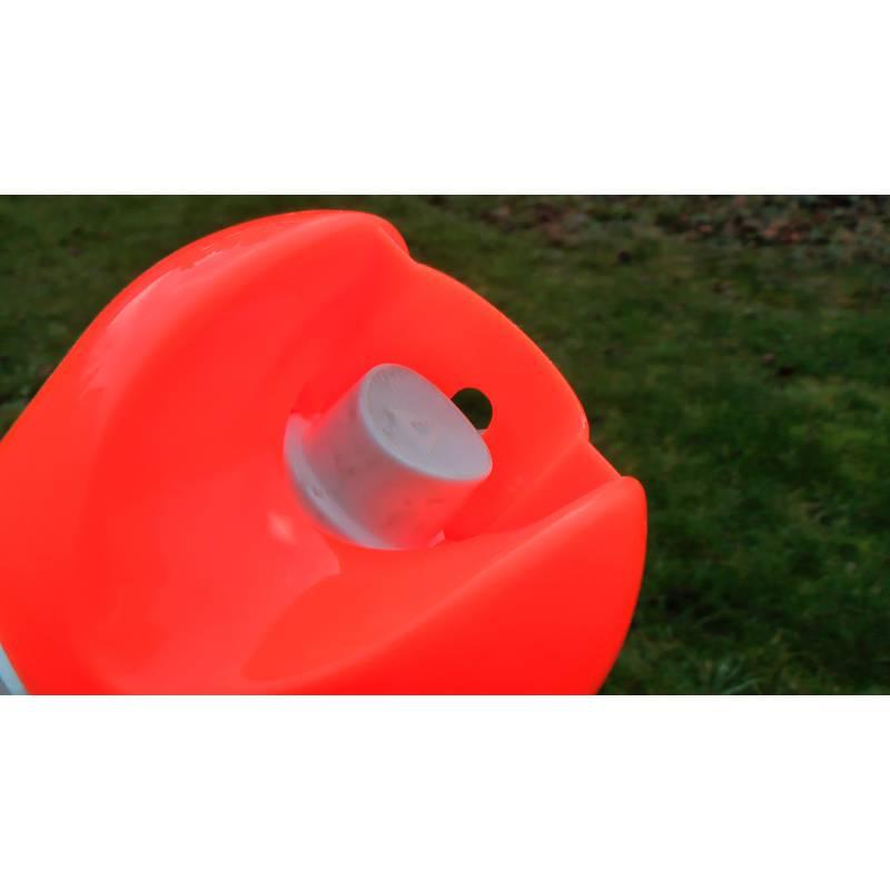 Značkovací sprej SOPPEC Fluo T.P., oranžový