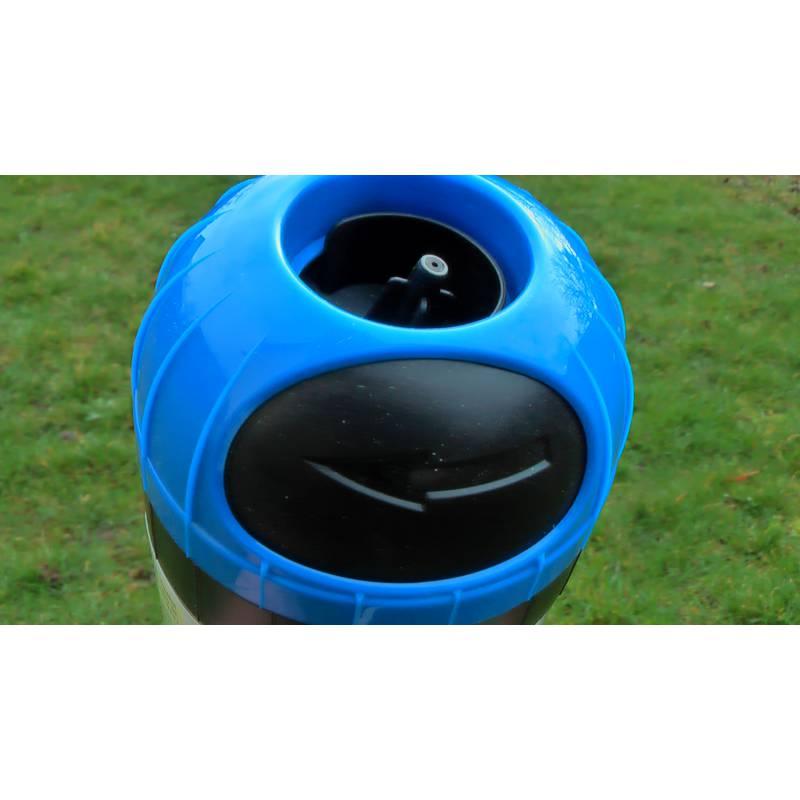 Značkovací sprej Soppec Fluo T.P., modrý, balení 12ks