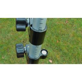 Teleskopická výtyčka pod hranol. do 4,60m.