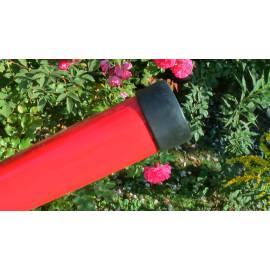 červenobílá trubka