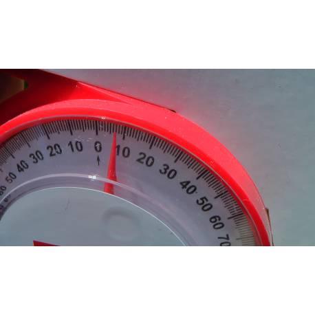 Úhloměr BMI Protractor mini