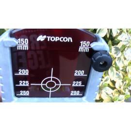 Držák terče pro potrubní lasery Topcon.