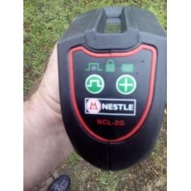 Křížový laser Nestle NCL-2G, zelený paprsek.