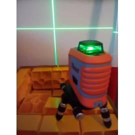 Multičarový laser Nedo X-liner 360° green.