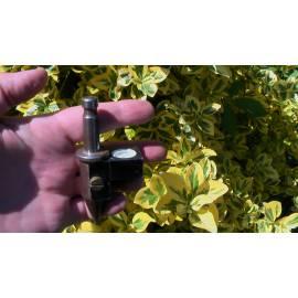 Minivýtyčka Leica s libelou, použitá