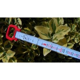 Měřický pás BMI, ocelový 30m, odsazení B