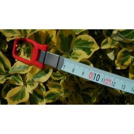 Měřický pás BMI, ocelový 30m, odsazení C