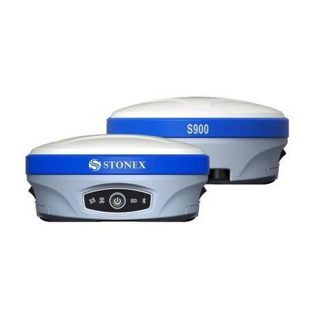 GPS Stonex - GNSS RTK přijímač Stonex S900A s kontrolerem S4II.