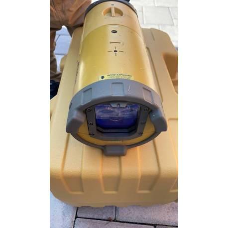 Potrubní laser Topcon TPL-5, použitý, záruka 1rok.
