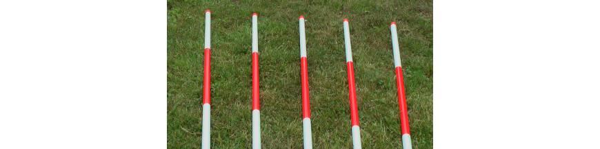 Výtyčky (trasírky) geodetické