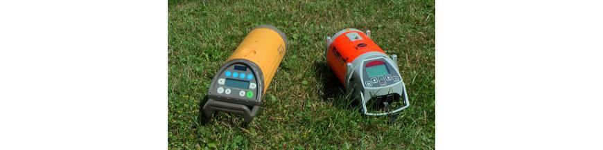 Potrubní (kanalizační) lasery.