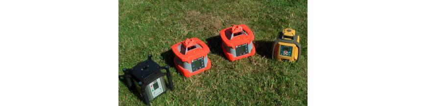 Rotační lasery sklonové