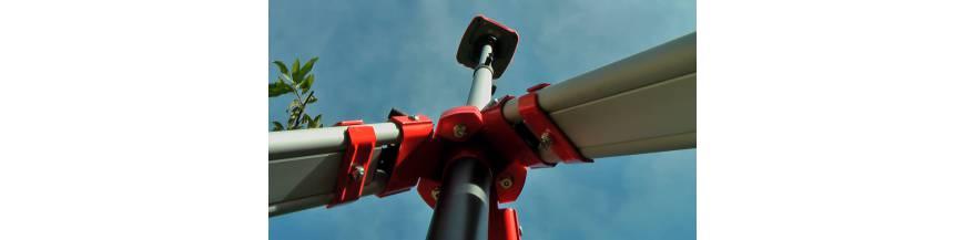 Stativy geodetické