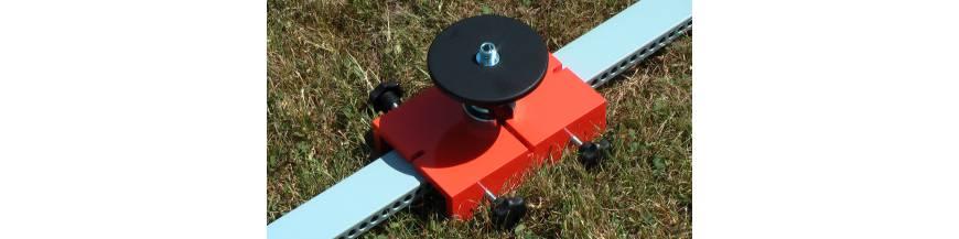 Stativy geodetické - příslušenství