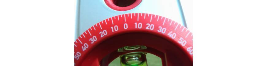 Vodováhy BMI ULTRASONIC