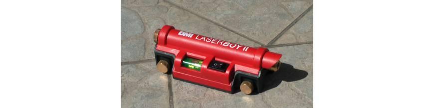 Laserové vodováhy